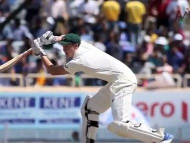 Smith showed we are here to play cricket- Renshaw thumbnail